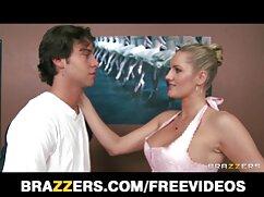 Cougar canadese video hard gratis pornostar italiane Shanda Faye ottiene un carico sul suo culo in auto!