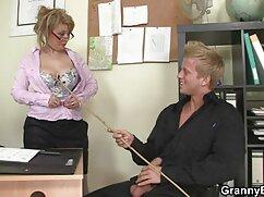 Il attrici porno bionde partito, scena 1